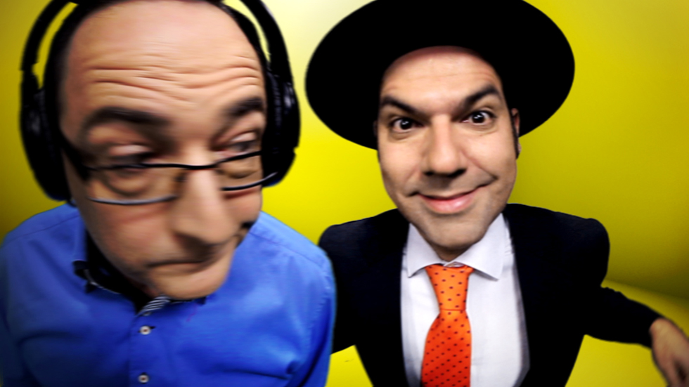 Programa de Televisión · Clones · Gibuk