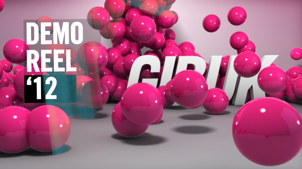 Gibuk Studio · Motion graphics