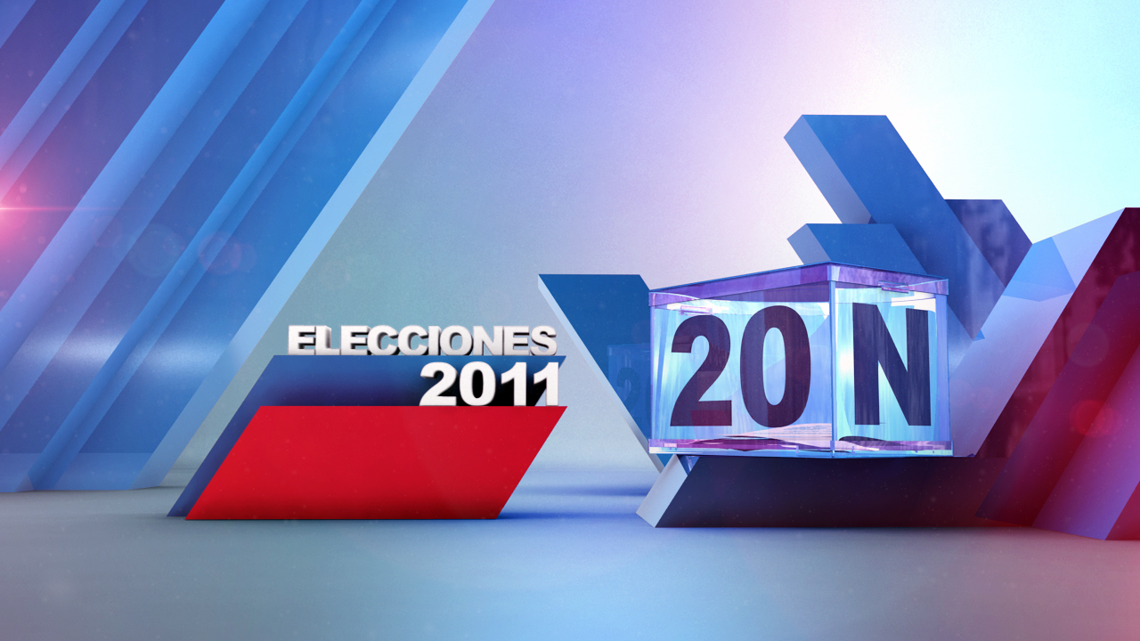 Programas · Elecciones TV